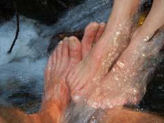 Fußpflegeprodukte