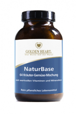 NaturBase Kräuter-Gemüse-Mischung mit 64 Zutaten 330 g