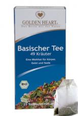 BIO Basischer Tee 49 Kräuter im Filterbeutel