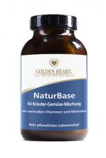 NaturBase Kräuter-Gemüse-Mischung mit 64 Zutaten 160 g